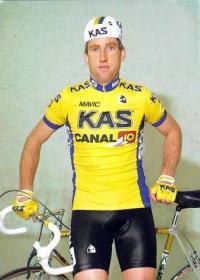 Cycling training in Mallorca with Sean Kelly