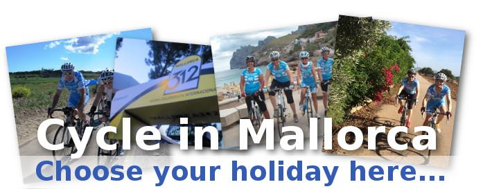 Cycle in Mallorca with SportActive - Choose your holiday