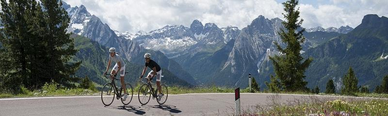 Create your cycling holiday The process