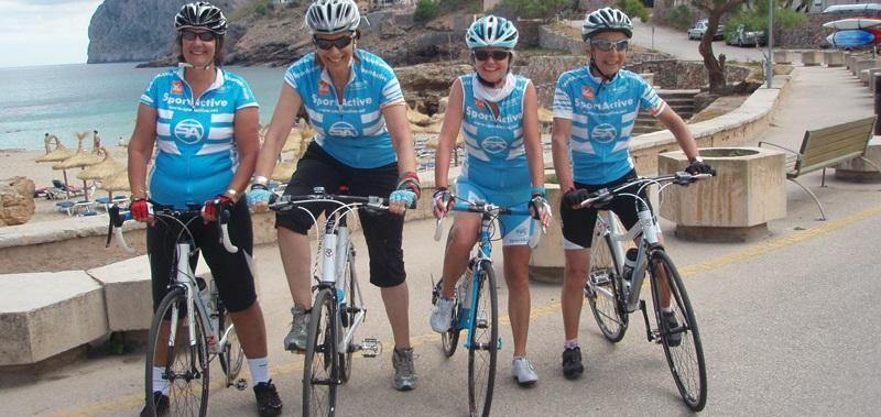 Leisure Cycling Holiday in Mallorca with SportActive-Cala San Vincente