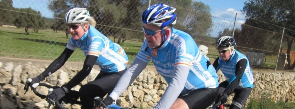 Early Season Cycling Training in Mallorca with SportActive