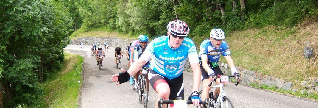 Marmotte SportActive Cycling Included Sportive Alps